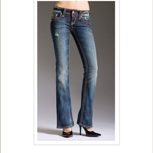 Rock Revival Christina Boot Cut Jeans